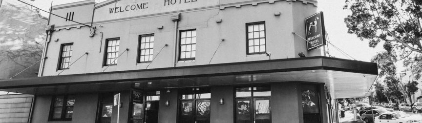 Our Story - The Welcome Hotel - Rozelle