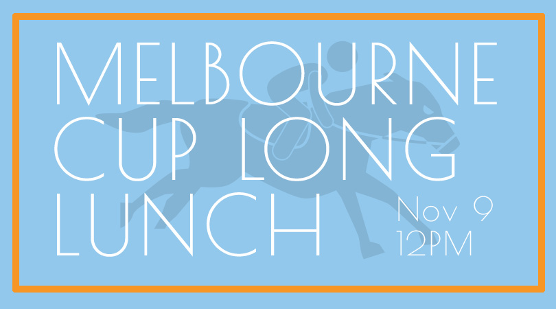 2018 Melbourne Cup Long Lunch Event