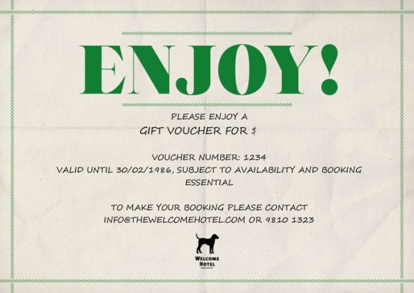 Our restaurant gift certificates make an ideal gift for the foodie in your life.